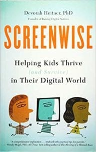 Screenwise offers an encouraging perspective on how to thoughtfully guide kids in the digital age. Many parents and educators worry that kids are addicted, detached, or distracted because of their digital devices. Digital Citizenship expert Devorah Heitner, however, believes that technology offers huge potential to our children--if parents help them.