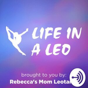 Life in a Leo podcast cover