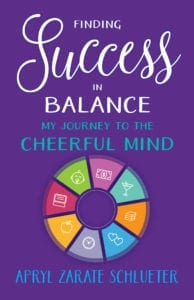 Success in Balance book cover