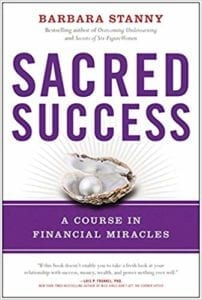 Cover for Sacred Success: A Course in Financial Miracles
